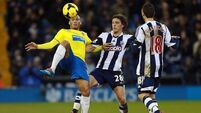 Late penalty grants West Brom deserved victory