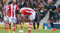 Rose a thorn in Stoke's side as Spurs break away duck