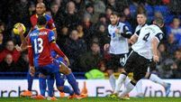 Palace come from behind to grab a point