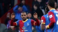 Puncheon strike from the spot to seal points