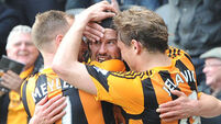 Happy days for Hull
