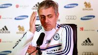 Mourinho denies misconduct charge