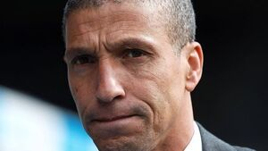 Late strick eases pressure on Hughton