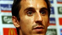 Neville: Moyes 'deserves the opportunity and time'