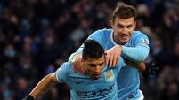 Aguero and Negredo in contention for City
