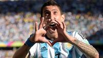 Argentina need extra-time goal to edge into quarter-finals