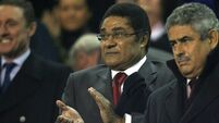 Charlton: Eusebio a true sportsman