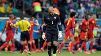 Howard 'outstanding' - Klinsmann