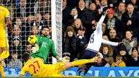 Departing Defoe reminds Spurs of goal threat