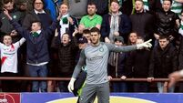 Forster breaks record as Celtic continue winning run
