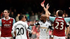 Hammers appeal Carroll red card