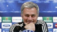 Mourinho: we're just title outsiders