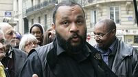 Anelka friend and 'Quenelle' funnyman banned from UK