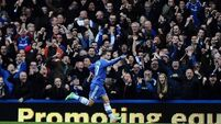 Chelsea ease past the Magpies to go top