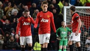 United denied much-needed victory in final minutes