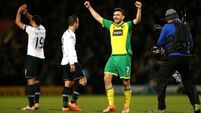 Defeat to Norwich sees Spurs lose ground on Liverpool