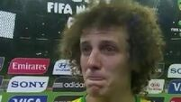 Heartbroken Luiz apologises to Brazil as nation in shock