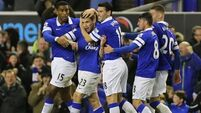 Coleman stars as Toffees batter Fulham