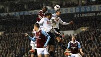 Tottenham leave the cup at hands of West Ham