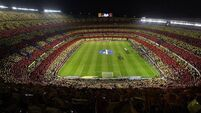 Barca could leave Nou Camp