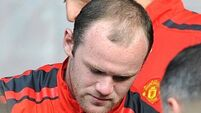 Rooney starts for United
