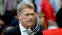 'He's not our main target', says Galatasaray after Moyes talks