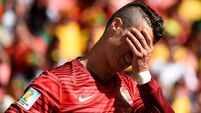 Victory not enough for Ronaldo and Portugal