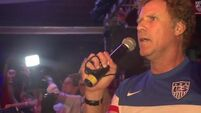 Will Ferrell surprises US fans in Brazil as Klinsmann grants national day off
