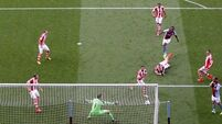 Woeful Villa hand Stoke a rare away win