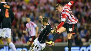 Sunderland recall Wickham to bolster strike force for Anfield trip