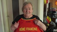 Big-hearted Belgian stars surprise World Cup loving granny