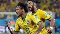 Brazil get the party started with 3-1 win in tournament opener