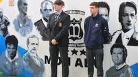 Cork Mayors honoured in school mural