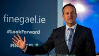Varadkar says Fianna Fáil 'untried and untested' when it comes to Brexit