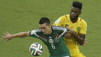 Mexico cleared of homophobic chants complaint