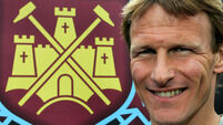 Sheringham appointed as West Ham attacking coach