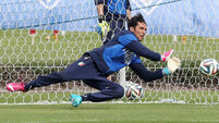 Italy's captain Buffon to miss England game