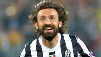 Pirlo pens new Juve deal