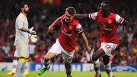 Ramsey injury takes shine off win over Hammers