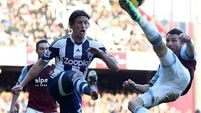 Baggies come away with a point in six-goal thriller at Upton Park