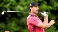 Harrington off to disappointing start