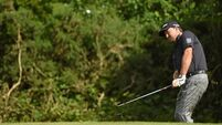 McDowell grabs share of the lead at Fota