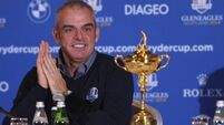 McGinley selects Torrance and Smyth as Ryder Cup vice-captains