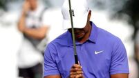 Dire form makes Woods a doubt for Ryder Cup call-up