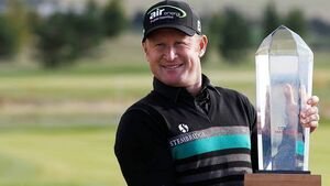 Donaldson secures Ryder Cup spot with Czech Masters win