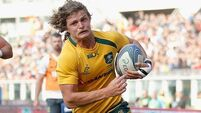 Video: Wallaby rugby player delivers one of the best sporting interviews ever