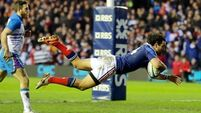 France pull back victory with seconds to spare