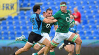 Emerging Ireland win IRB Nations Cup