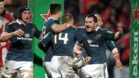 Munster top Pool Six with win against Gloucester