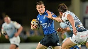 O'Driscoll in squad for final Leinster game